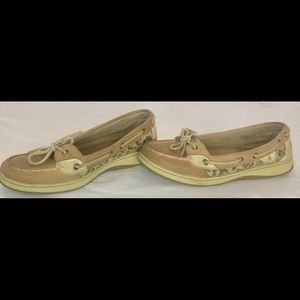Sperry Sequin Top Siders